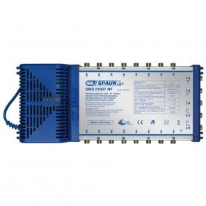 Spaun SMS 51607 NF Kompakt-Multischalter mit aktiver Terrestrik 16 Teilnehmer 1 Satellit