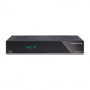 Telestar TD 2520 HD SAT-2-IP fähiger HDTV-Satellitenreciever