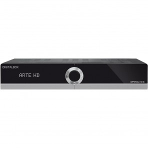 IMPERIAL HD 6i HDTV- Satelliten-Receiver