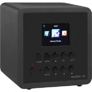Imperial i10 Internet-Radio, schwarz