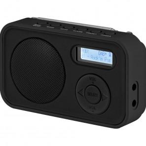 Imperial Dabman 12 | DAB+/UKW-Radio, portable, schwarz