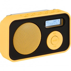 Imperial Dabman 12 | DAB+/UKW-Radio, portable, orange