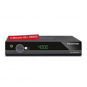 Telestar TD 2300 | HD+ DVB-S2, HD+ 6 Monate gratis
