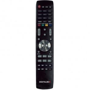 Imperial Fernbedienung für den HD3-K Receiver, schwarz