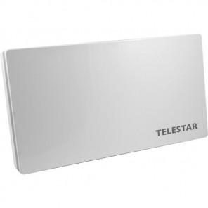 Telestar Digiflat 4 HD DVB-S Flachantenne mit Quad LNB für 4 Teilnehmer