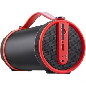 Imperial Beatsman Bluetooth Speaker | UKW-Radio, rot