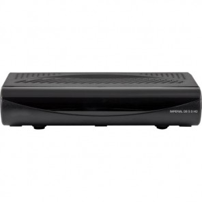 Digitalbox Imperial DB 5S HD Sat-Receiver schwarz | 77-557-00, DVB-S2, FTA