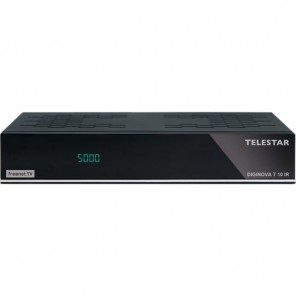 Telestar Diginova T 10 IR DVB-T2 HD Receiver | Irdeto, HDMI, Scart