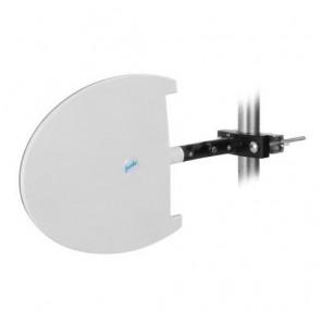 Funke ODSC 100 Outdoor DVB-T2 Flachantenne weiß 42dB Verstärkung m. LTE-Filter