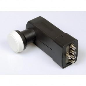 ASCI LQS 540 Quattro-Switch-LNB mit terrestrischem Eingang
