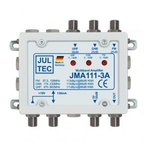 Jultec  JMA 111-3A Mehrbereichsverstärker, 25dB