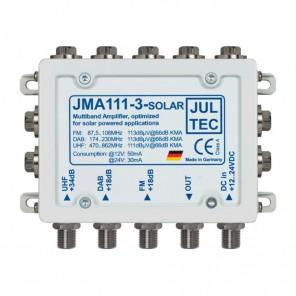 Jultec  JMA 111-3 Solar Mehrbereichsverstärker