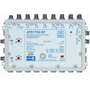 Jultec  JPS1702-6T Einkabelumsetzer | 17/2x6, terminiert