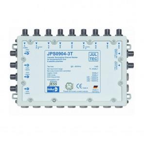 Jultec  JPS0904-3T Einkabelumsetzer | 9/4x3, terminiert