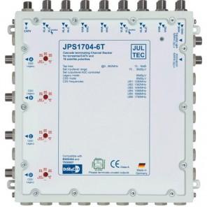 Jultec  JPS1704-6T Einkabelumsetzer | 17/4x6, terminiert