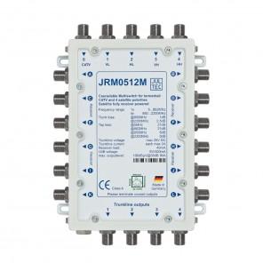 Jultec JRM 0512M Multischalter stromsparend | 1 Satellit | 12 Teilnehmer | kaskadierbar