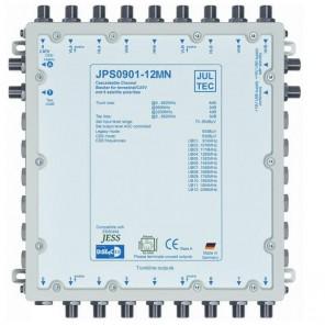 Jultec  JPS0901-12MN Einkabelumsetzer | 9/1x12, kakadierbar, NT