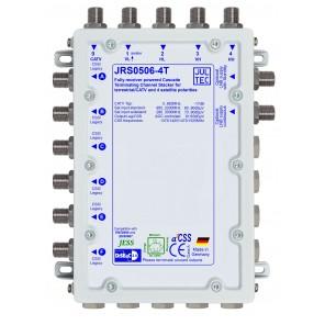 Jultec  JRS0506-4T Einkabelumsetzer | 5/6x4, terminiert