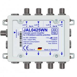 Jultec  JAL 0425WN Kaskadenstartverstärker | 4x25dB, NT, Breitband