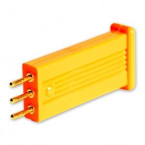 Fuba BKP 001 Fest-Dämpfungspad 1 dB Dämpfung für VHP Hausanschlussverstärker