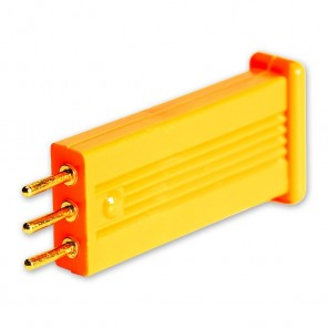 Fuba BKP 026 Fest-Dämpfungspad 26 dB Dämpfung für VHP Hausanschlussverstärker