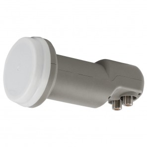 Axing SCO 2-10 Wideband LNB 40mm | LO-Frequenz: 10,40 GHz, HDTV-, 4K-, 3D-tauglich