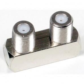 ASCI KVU 2 (0,00m/Adapter) F-Verbinder für Doseneinbau, Unterputz.