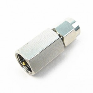 Fuba FMA 100 FME-Verbinder mit FME-Stecker auf SMA-Stecker