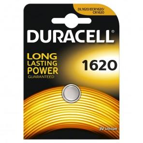Duracell Lithium 1620 Knopfzelle | 3 Volt, CR1620, Spezialbatterie, 1er-Blister