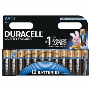 Duracell MX1500 UltraPower Mignon Batterie | AA Alkaline,Powercheck,12er-Blister