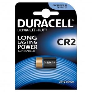 Duracell Ultra Lithium CR2 Fotobatterie | 3 Volt, 1er-Blister
