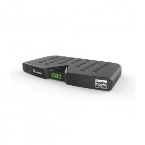 Skymaster DTR 5000 DVB-T2 HD Receiver Irdeto embedded PayTV geeignet Full HD