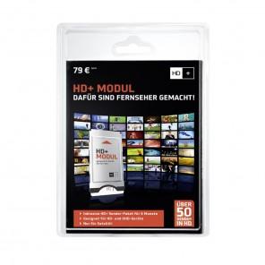 CI+ Modul inklusive HD+ Karte | 6 Monate Freischaltung verschlüsselter HD+ Sender | UHD geeignet