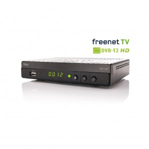 Fuba ODT 300 DVB-T2 HD-Receiver mit USB PVR-Funktion und Irdeto emdedded | B-Ware