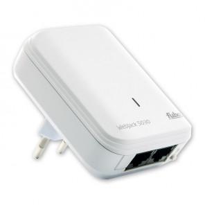 Fuba WebJack 5030 500 Mbit/s Powerline-Adapter mit 2 RJ45 Buchsen
