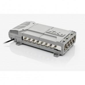 Fuba FMQ 916 Profi Sat-Multischalter 16 Teilnehmer | 9 in 16, 2 Satelliten, HDTV-, UHD(4K)-,3D-tauglich, aktive Terrestrik