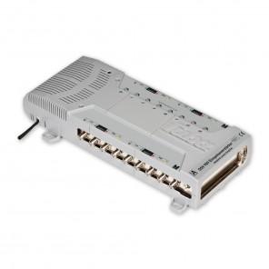 Fuba OSV 909 Einspeiseverstärker | für Kaskadensysteme mit 8 Sat-Leitungen, 2 Satelliten, Fuba OSK9 und FMK9