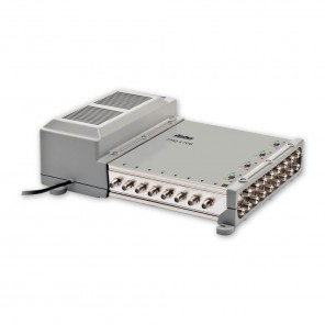 Fuba FMQ 1708 HQ Sat-Multischalter | 4 Satelliten,8 Ausgänge (UHD-,3D-tauglich)