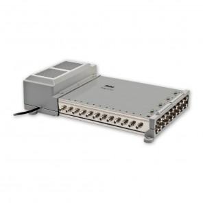 Fuba FMQ 1712 HQ Sat-Multischalter | 4 Satelliten,12 Ausgänge (UHD-,3D-tauglich)