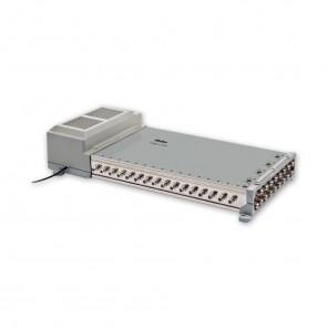 Fuba FMQ 1716 HQ Sat-Multischalter | 4 Satelliten,16 Ausgänge (UHD-,3D-tauglich)
