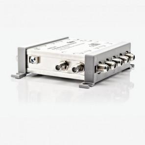 Fuba FMK 540 Premium Sat-Multischalter 4 Teilnehmer | 5 in 4, kaskadierbar, HDTV-, 4K-, 3D-tauglich