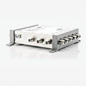 Fuba FMK 560 Premium Sat-Multischalter 6 Teilnehmer | 5 in 6, kaskadierbar, HDTV-, 4K-, 3D-tauglich