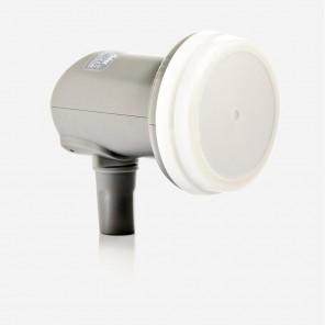 Fuba DEK 117 C Single LNB | 1 Teilnehmer, HDTV- 3D- 4K-tauglich, optimale Mobilfunkabschirmung