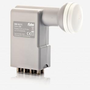 Fuba DEK 817 C Octo LNB | 8 Teilnehmer, HDTV- 3D- 4K-tauglich, optimale Mobilfunkabschirmung