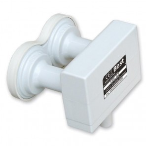 ASCI HQDL 243  Mono-Block-Single-LNB mit 4,3° Grad Abstand