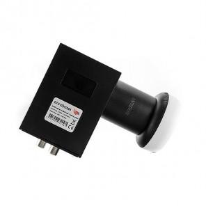 GT-Sat S1dCSS24 Unicable2 LNB 24 + 1 Teilnehmer 40mm schwarz | JESS LNB (EN50607), 0,1 dB, HDTV, UHD (4K), 3D