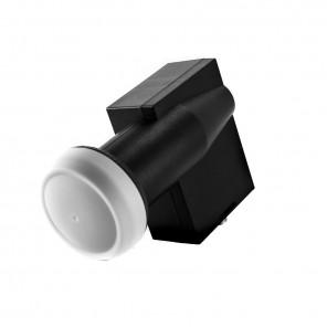 GT-Sat S2dCSS24 Unicable2 LNB 24 + 2 Teilnehmer 40mm schwarz | JESS LNB (EN50607), 0,1 dB, HDTV, UHD (4K), 3D