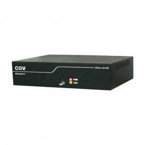 CGV CPLine AV/HD Einzelempfänger Powerline Einzelempfänger zum Empfang eines Full-HD HDMI-Signals