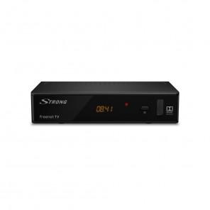 Strong SRT 8541 DVB-T2 HD-Receiver mit Irdeto Entschlüsselung für FreenetTV