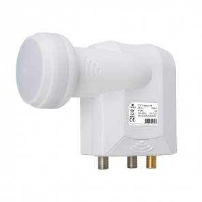 Triax SCR 2 Unicable LNB 40mm 4 Teilnehmer + 2x Legacy, weiß, max. 0,8 dB